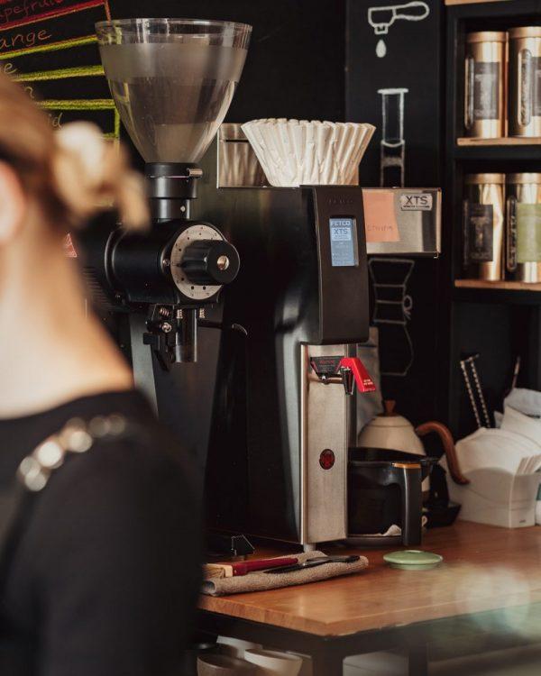 Fetco kávovary